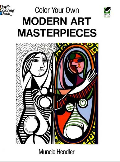 Free Coloring Pages Of Masterpiece Paintings
