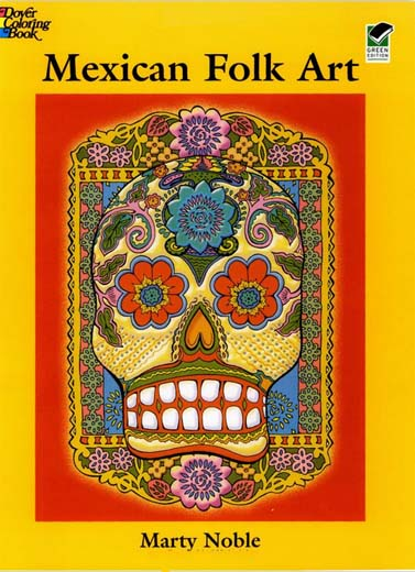 Mexican Folk Art Multicultural Coloring Activities